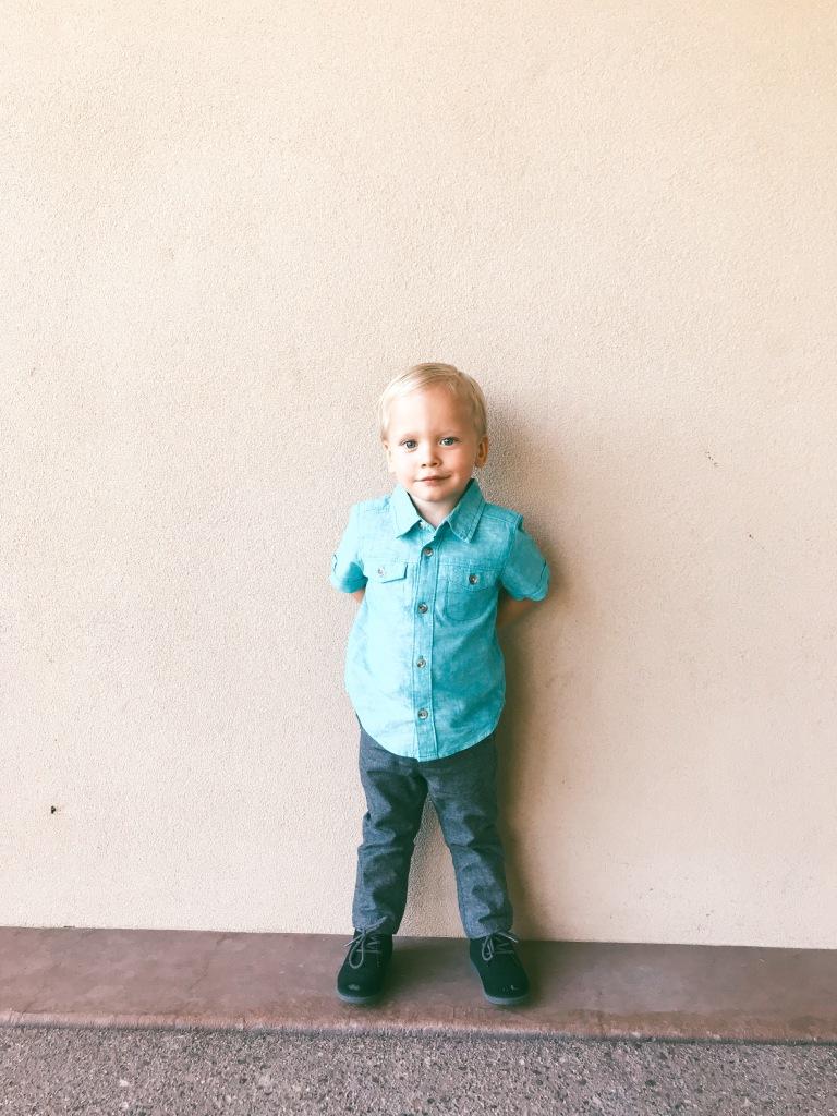 Luke, 2 1/2 - Looking so grown up!